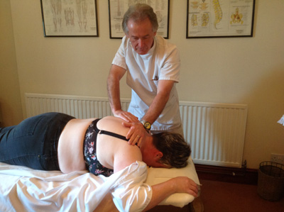 Patients at Ian Griffiths Clinics, osteopaths in Llanelli and Bridgend