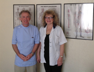 Contact Ian Griffiths Clinics osteopaths in Llanelli and Bridgend